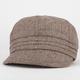 Herringbone Womens Cabbie Hat