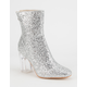 CAPE ROBBIN Sparkle Womens Boots