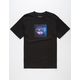 PRIMITIVE Thrashed Galaxy Mens T-Shirt