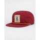 CAPTAIN FIN Shred On Me Mens Snapback Hat