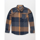 UNIVIBE Summit Boys Flannel Shirt
