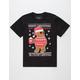 RIOT SOCIETY Christmas Animal Boys T-Shirt