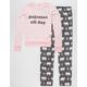 COSMIC LOVE PJs All Day Girls Pajama Set