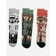 STANCE x STAR WARS Return of the Jedi 3 Pack Mens Socks