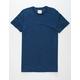 BIRCH BLACK Indigo Slub Mens T-Shirt