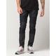 LIRA Bleeker Mens Skinny Moto Jeans