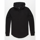 SHOUTHOUSE Curved Mens Hooded Thermal