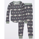 BILLABONG Aztec Thermal Girls Pajama Set