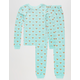 COSMIC LOVE Fox Girls Pajama Set