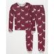 COSMIC LOVE Deer Girls Pajama Set