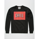 RIOT SOCIETY Chill Mens Sweatshirt
