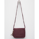 VIOLET RAY Kourtney Messenger Bag