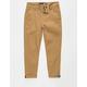 RSQ Crop Skinny Boys Stretch Chino Pants