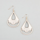 FULL TILT Patina Teardrop Earrings