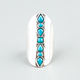 FULL TILT Turquoise Stone Plate Ring