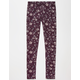 FULL TILT Oriental Floral Girls Leggings