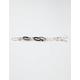 FULL TILT 10 Piece Gold Matte Rings