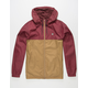 VOLCOM Ermont Mens Windbreaker Jacket