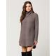 ELEMENT Cowl Neck Sweater Dress