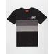 ASPHALT YACHT CLUB Paneled Boys T-Shirt