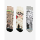 STANCE x STAR WARS Empire Strikes Back 3 Pack Socks