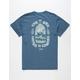 ROARK REVIVAL Sea Hates Coward Mens T-Shirt