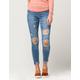 CELEBRITY PINK Trouser Pocket Womens Skinny Jeans