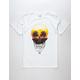 LOST Sunset Skull Mens T-Shirt
