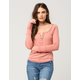 FREE PEOPLE Sugar And Spice Womens Henley