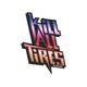 HOONIGAN Kill All Tires Sticker