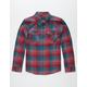VALOR Brownsville Boys Flannel Shirt