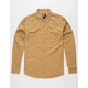 RSQ Ford Mens Twill Shirt