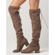 CITY CLASSIFIED Over The Knee Womens Boots