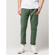 EAST POINTE Cuffed Mens Pants
