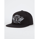 REBEL8 Strike Twice Mens Snapback Hat