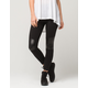 FULL TILT Faux Leather Womens Moto Leggings