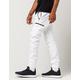 BROOKLYN CLOTH Twill Zip Mens Jogger Pants