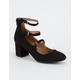QUPID Mary Janes Womens Shoes