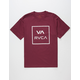 RVCA Speckle Mens T-Shirt