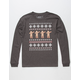RIOT SOCIETY Gingerbread Dab Boys T-Shirt