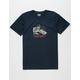 REBEL8 Death Zap Mens T-Shirt