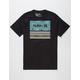 HURLEY Borderline Mens T-Shirt