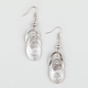 FULL TILT Diamond Dust Oval Earrings