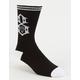 REBEL8 Logo Mens Socks