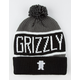 GRIZZLY Training Season Pom Beanie