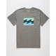 BILLABONG Team Wave Tribong Mens T-Shirt