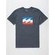 BILLABONG Team Wave Tribong Mens T-Shirt