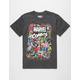 MARVEL Comics Crew Mens T-Shirt