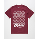 YOUNG & RECKLESS In The Lineup Mens T-Shirt