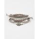 FULL TILT 5 Piece Victoria Friendship Bracelets